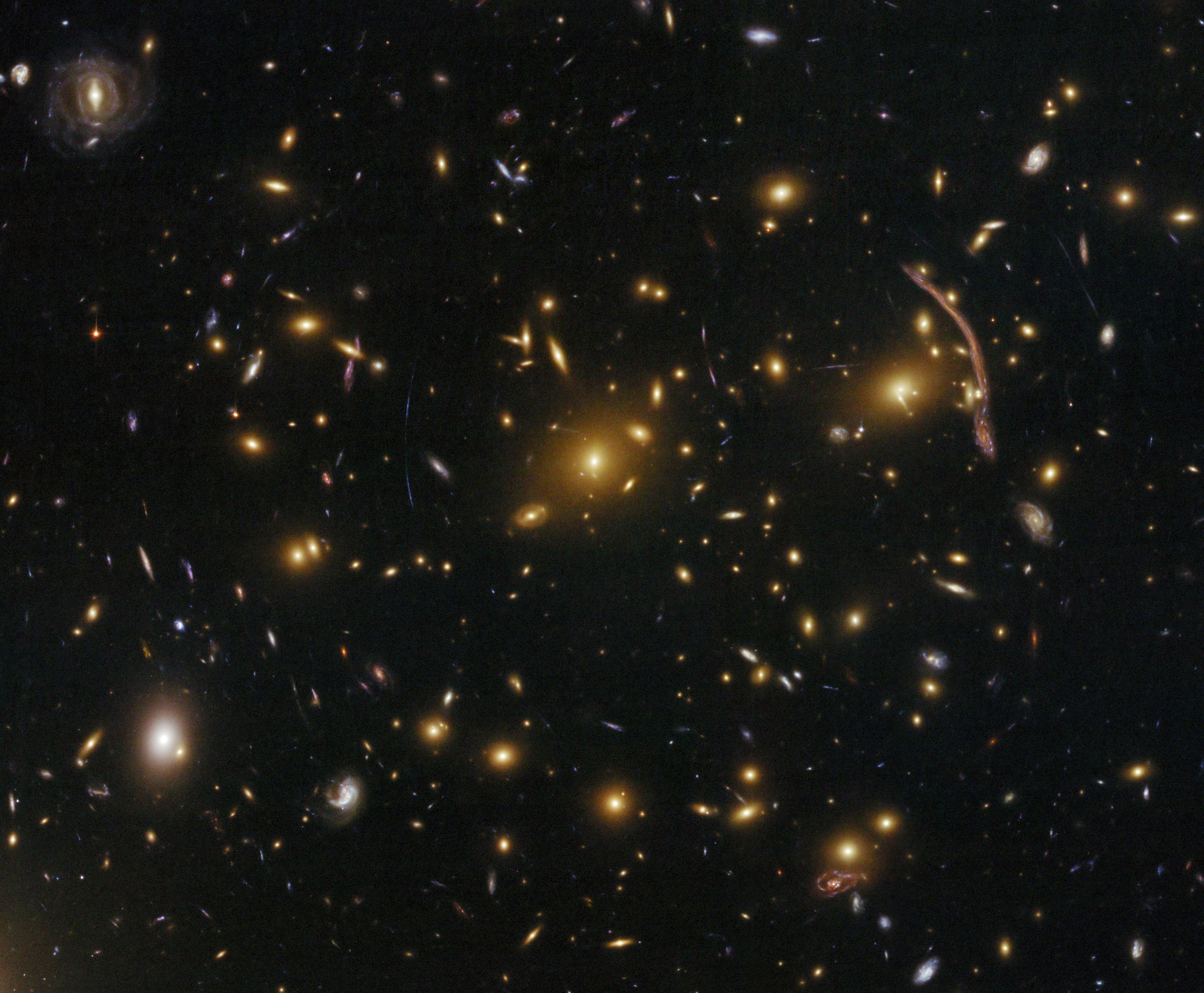 Астрономы нашли неизвестную ранее