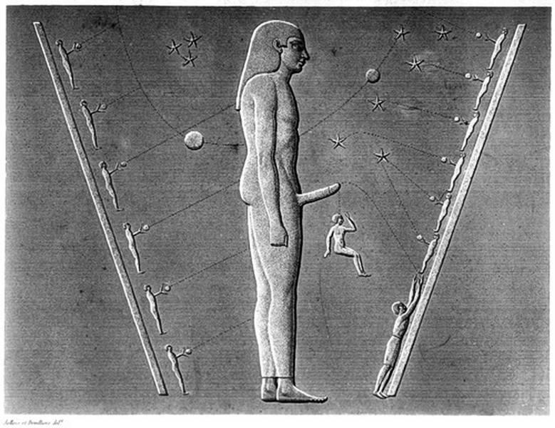 Днк египет фаллос звезды сперма человек