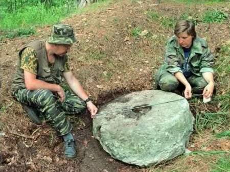 В Самарской области обнаружена пещера с языческим храмом
