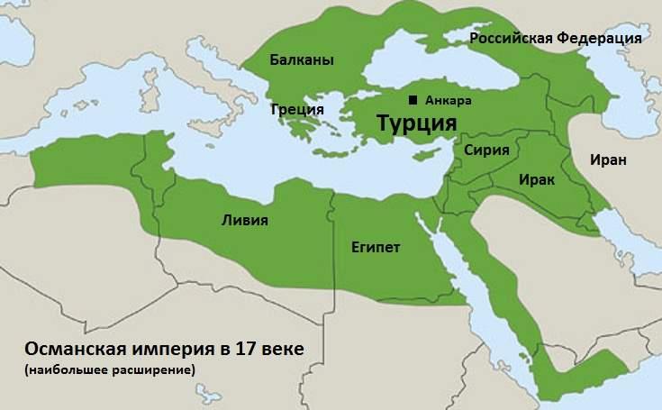 Эрдоган меняет исламский мир и его цели не ограничиваются Веной