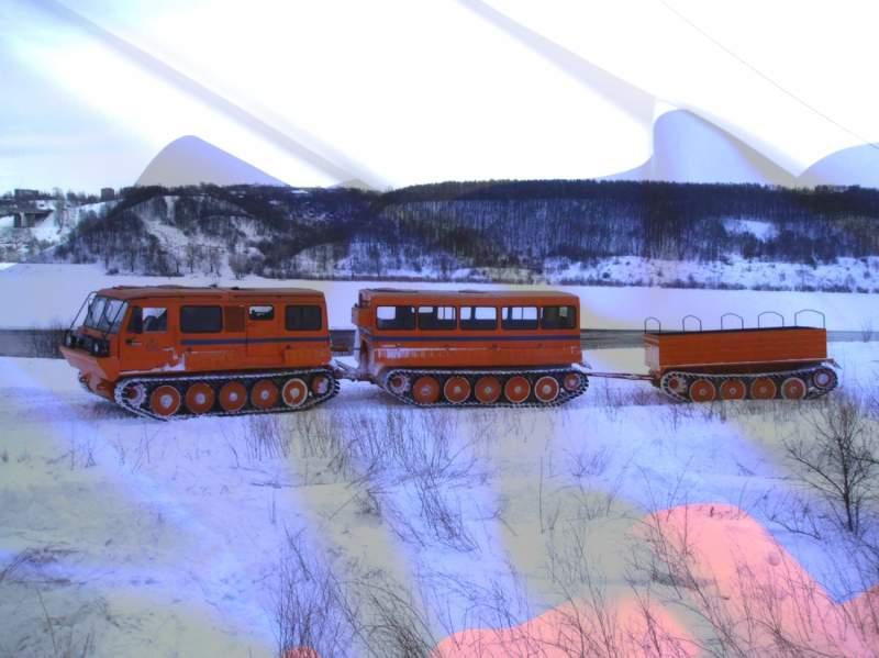 Арктический конвоир. ТТМ-4902 «Руслан»