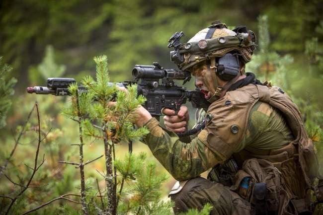 Восстание викингов: Норвегия вооружается против России