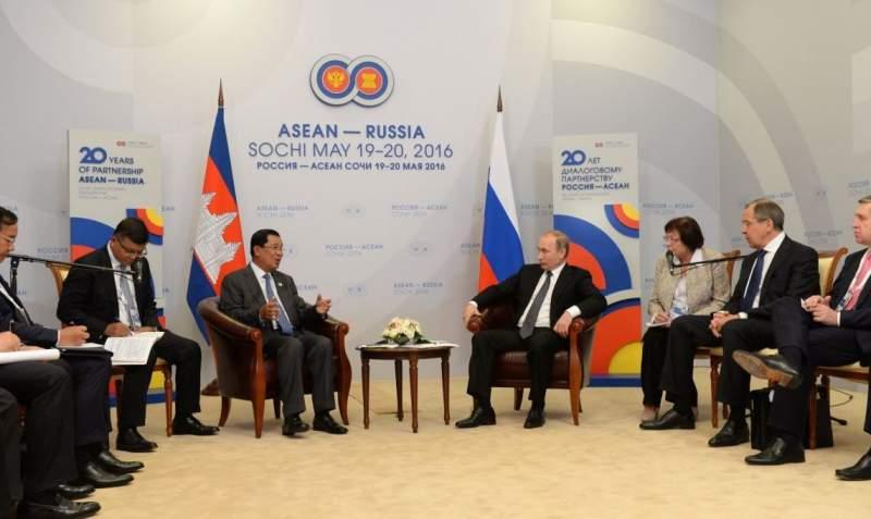 Фундамент многополярного мира закладывается в Азии