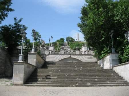 Эксперты: Аксенову лучше не спешить с реставрацией Митридатской лестницы в Керчи