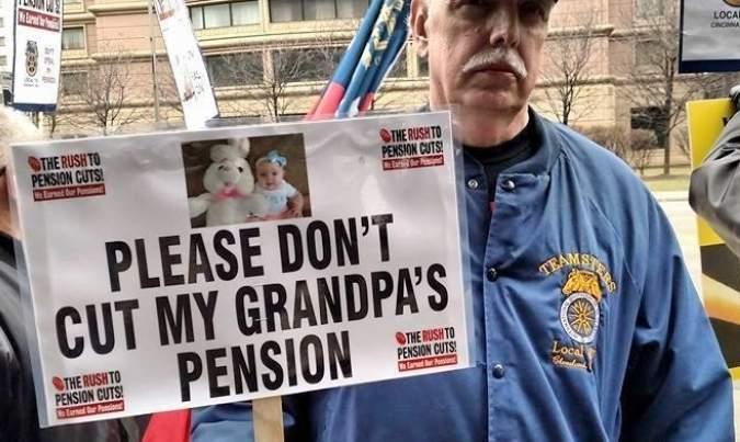 Пенсионные фонды США: смерть или радикальная мутация?