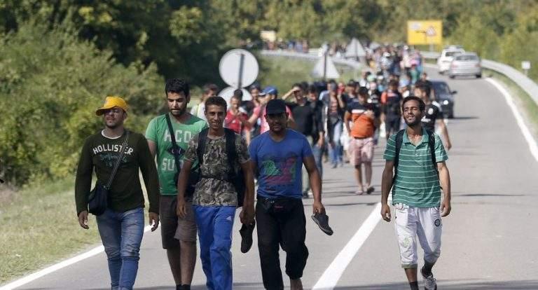 Прибалты боятся наплыва беженцев