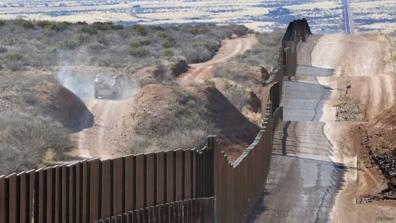 Саудовская Аравия финансирует строительство американо-мексиканской стены