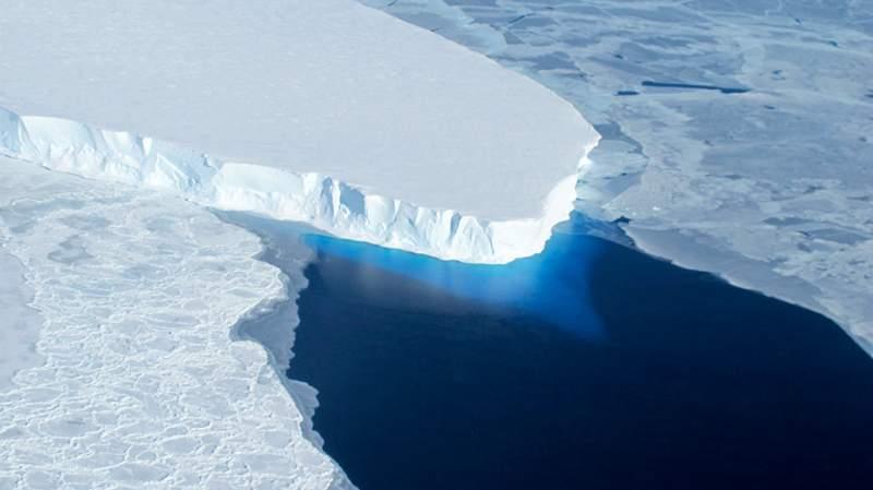 Мрачные прогнозы ученых в отношении айсберга А-68 сбываются