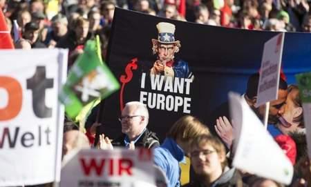 Der Spiegel: немцы не верят надежность США как партнёра
