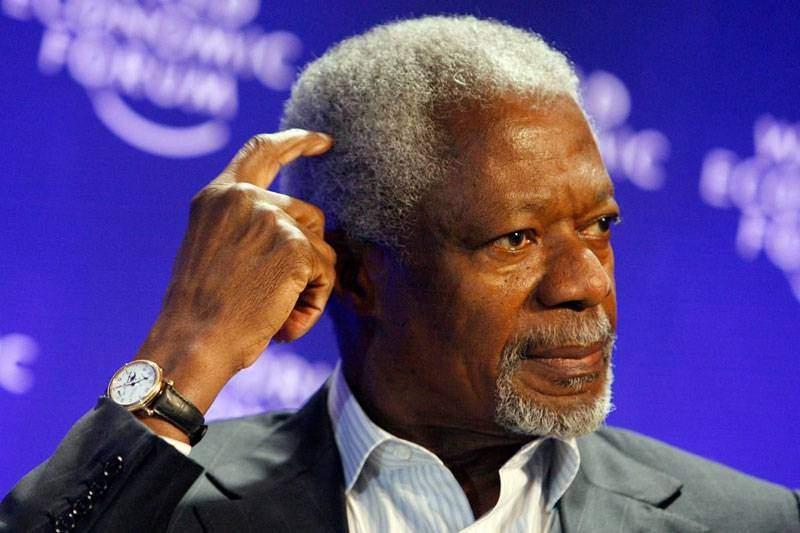 Кофи Аннан: Если бы «Братья-мусульмане» была террористической группой, британская столица не была бы открыта для ее лидеров