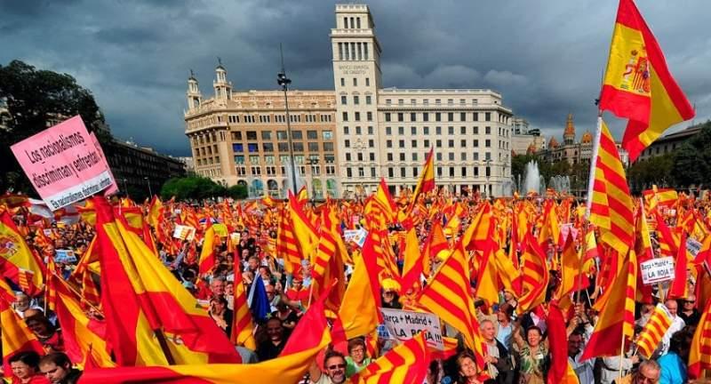 Удар по Каталонии доктриной Баррозу