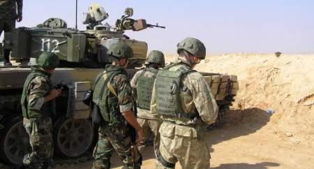 У террористов дрожат колени: наши в 25 километрах от Дейр-эз-Зора