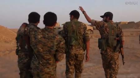 Пленный боевик рассказал о сговоре курдов, ИГ* и США