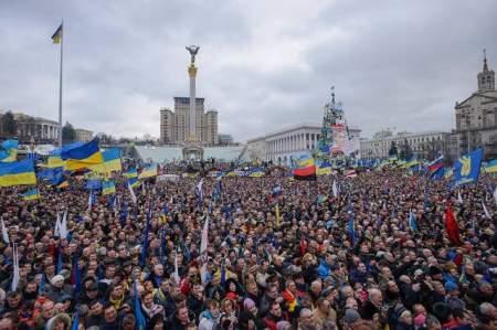 Майдан на Украине: готовы ли украинцы вновь показать власти, где её место?
