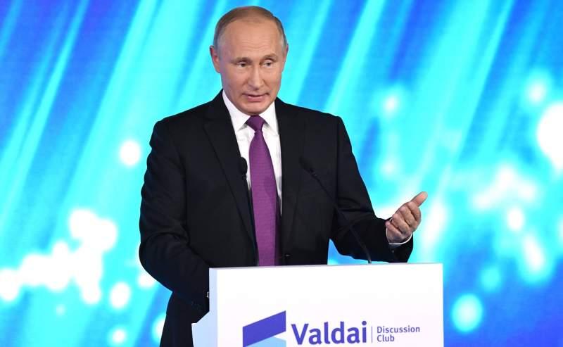 «Западный агитпроп» притих после «Валдайских тезисов» Путина
