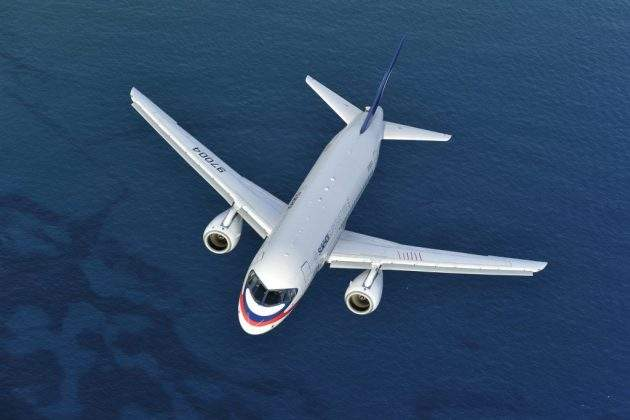 Ударные темпы строительства SSJ-100: завершилась сборка 150-го самолета