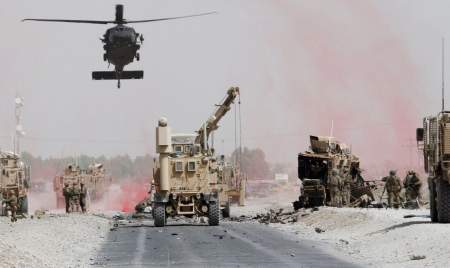НАТО расширяются в Афганистане
