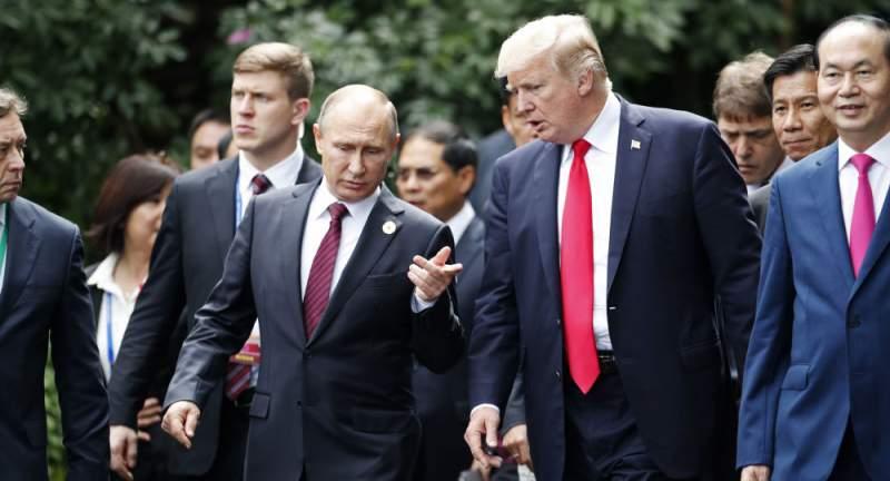 Песков сравнил отношения между Россией и США с танцами
