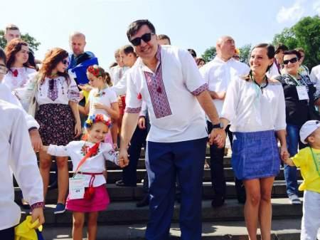 Саакашвили: Запад сделал ставку на «сильного лидера» для Украины