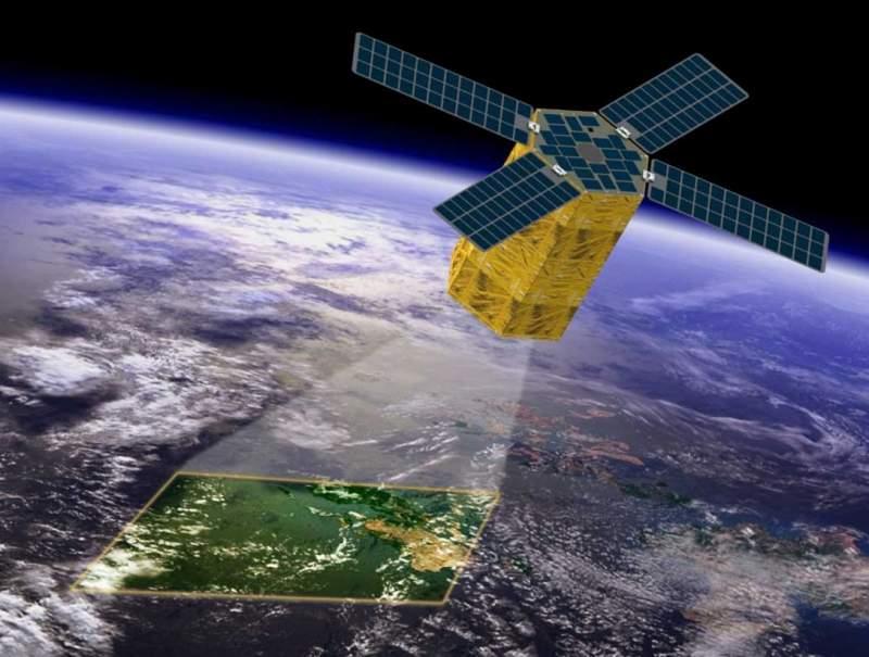 Землю прозондирует группировка спутников ЕАЭС