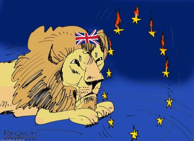 Островное государство подставляет европейцев