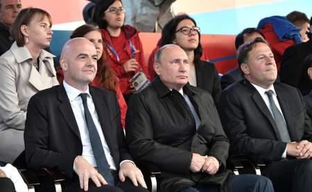 Плотный график: Путин провел ряд встреч накануне чемпионата мира по футболу
