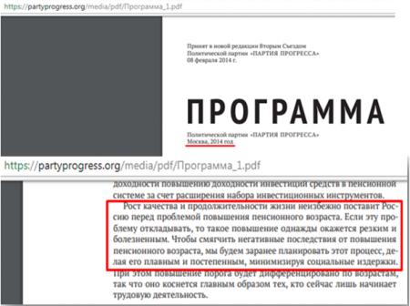 Мозг Навального сломался на пенсиях: говорит одно, делает другое