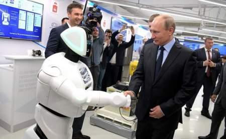 Путин: будущее России в глобализации и цифровизации экономики