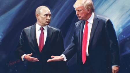 Две беды Альянса: Путин и Трамп