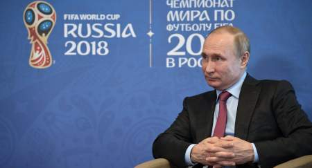 Путин считает, что Чемпионат мира по футболу в России удался