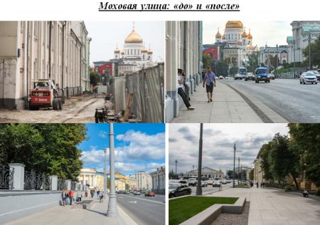 Москва «до» и «после»: как изменились исторические улицы столицы