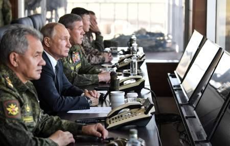 «Восток-2018»: Путин наградил «отличников» России, КНР и Монголии
