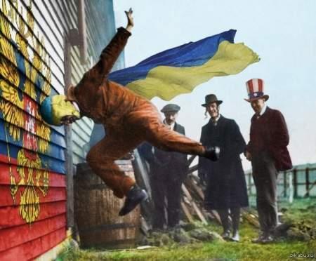 Украинцы собрались «вернуть Кубань и Москву»