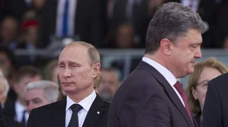Мечты Порошенко: Путин потерпел поражение