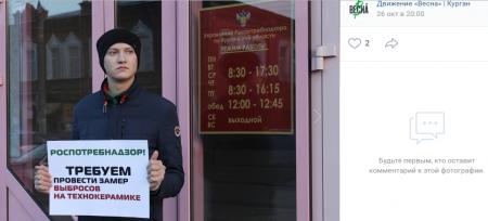 Передел рынка на Курганщине. Активисты Навального «продают протест»