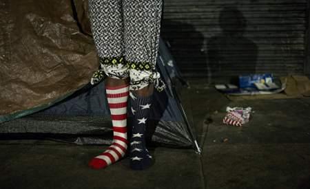 Bloomberg (США): Америка беднее, чем она думает