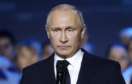 Пережиток холодной войны: Путин высказался по поводу расширения НАТО