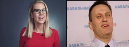Венедиктов тряс «загаженным подгузником» Навального: хватит врать