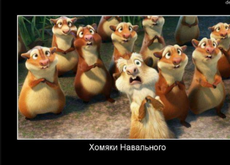 Навальный признался, что богатеет за счет лузеров на его митингах