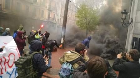 Порошенко готовит восстание радикалов, на случай поражения