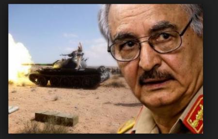 Лондон в панике: Хафтар наступает на Триполи, выбивая террористов