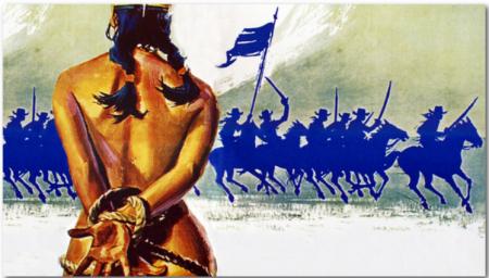 Зачистка истории в США: уничтожение неугодных школьных фресок с рабами и мертвыми индейцами