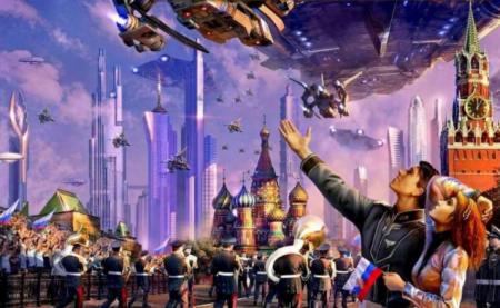 Китай назвал Россию страной уникального «воинственного народа»