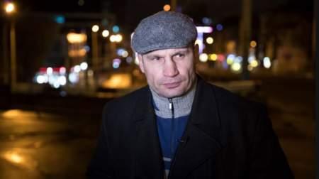 Кличко спасает инфраструктуру Киева молитвами