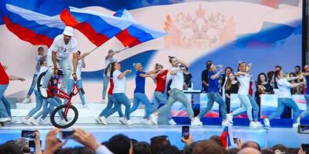 24 августа в Москве пройдет концерт-митинг в честь Дня российского флага