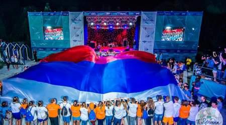 Первый день фестиваля «Таврида-АРТ» собрал 30 тысяч участников