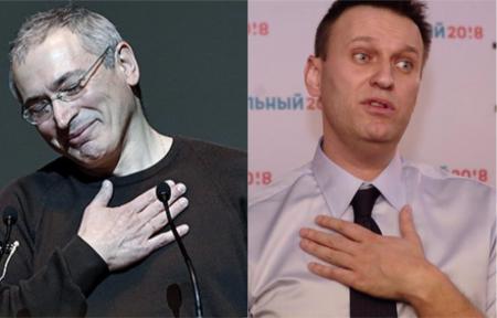 Плохи дела в Королевстве Датском: МБХ с Навальным устроили разборки