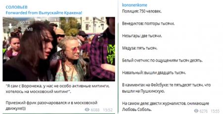 Нахамили бабушке, или Почему москвичи не поддерживают лузеров Навального