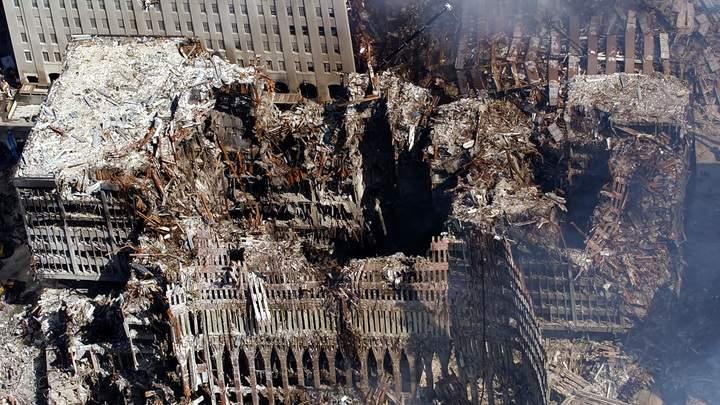 """Небоскрёб, о котором забыли все. Как в США """"запечатали"""" правду о терактах 9/11"""