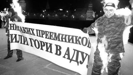Навальнист Шуршев попытался замазать провал Гусевой зелёнкой